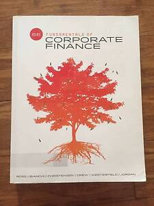 Fundamentals of Corporate Finance East Victoria Park Victoria Park Area Preview