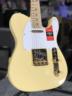 Fender LTD American Pro Telecaster Maple, VW, Gold Hardware *FREE SHIP*