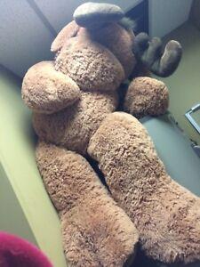 Big stuffie for child