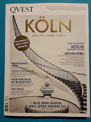 Qvest Köln No.03   0,8Kg 241 Seiten !!!   ungelesen 1A absolut TOP