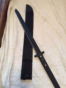 Cold steel katana machete