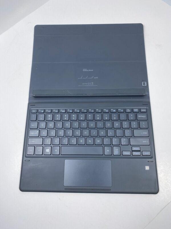 "Samsung Galaxy Book Keyboard Cover 12"" - Gray (EJ-CW720) Free Shipping!"