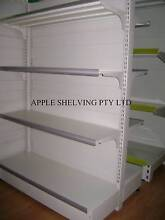 NEW High Quality Shop Store Single/Double Sided Shelving Nerang Gold Coast West Preview