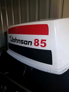 85hp johnson