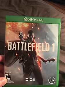 Battlefield 1 for Xbox one
