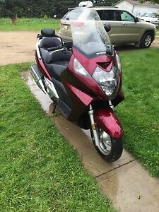 2009 Honda Silverwing 600A For Sale