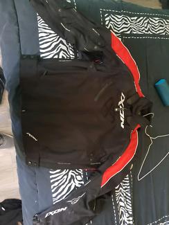 Ixon motorcycle jacket.