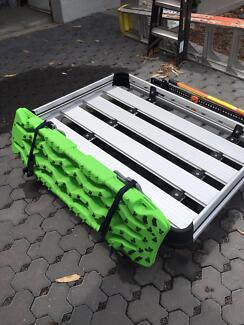 Prorack Roof Rack/Basket + Accessories