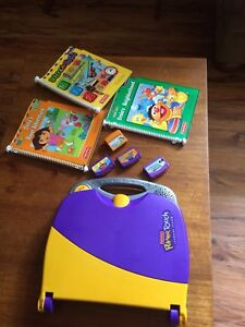 Fisher price power touch learning system