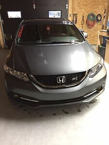 Honda civic si 2013