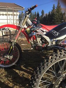 2007 CRF250R price reduced