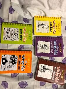 Diary of a wimpy kid books for whole lot  $25 or 1 for $5