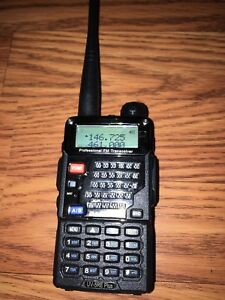 UV-5R Dual Band Walkie Talkie+3800mAH  Two Way Radio