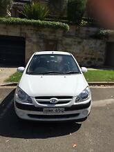 2006 Hyundai Getz Hatchback For Sale Bellevue Hill Eastern Suburbs Preview