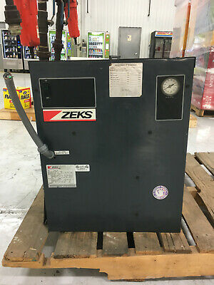 Zeks Refrigerated Compressed Air Dryer 75ncca100-4