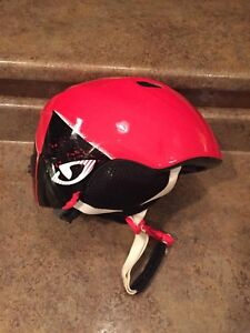 Youth ski helmet size XS (ages 3-6)
