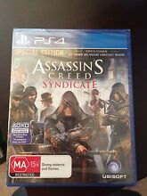 Assassins creed syndicate ps4 new Greenwith Tea Tree Gully Area Preview