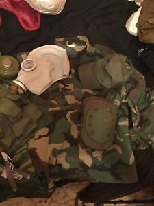 Russia and other military surplus/airsoft/paintball gear