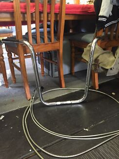 Harley Davidson ape hangers  Lalor Whittlesea Area Preview