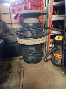 Electrical Teck Cable 3c/#6