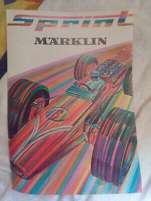 Modellbau: Märklin - SPRINT - 1971