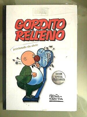 Clasicos Del Humor - GORDITO RELLENO - Edicion coleccionista - RBA