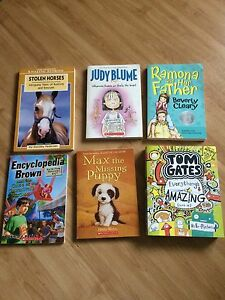 Assorted children's/ girls books