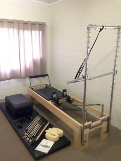 Balanced Body Reformer with Tower Tharwa Tuggeranong Preview