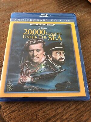 Disney Club Movie Exclusive Blu-ray - 20,000 Leagues Under the Sea