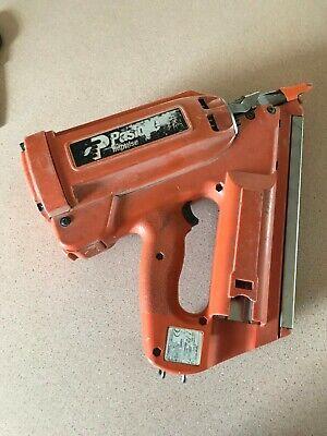 Paslode Impulse Imct Cordless Framing Nailer Nail Gun 900420 Working Condition