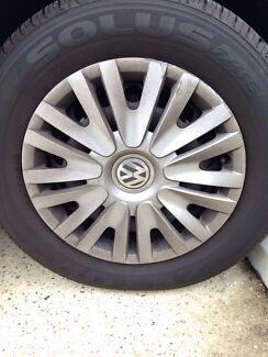 VW GOLF WHEEL HUB CAP COVERS wanted Lutwyche Brisbane North East Preview