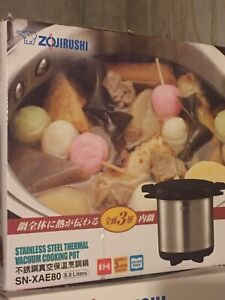 Zojirushi 8 Litre Thermo Vacuum cooking pot