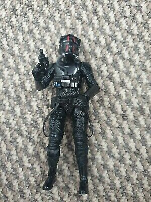 "STAR WARS NEW BLACK SERIES 6"" INCH LOOSE COMPLETE FIRST ORDER ELITE TIE PILOT"