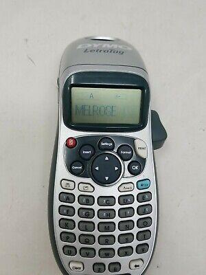 Dymo Letratag Lt-100h Portable Label Maker 1749027 705722 W