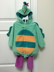 Old Navy peacock costume