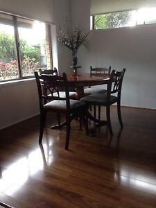 Elegant Oval Dining Table
