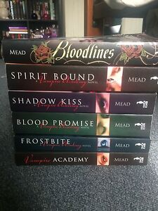 VAMPIRE ACADEMY SERIES BY RICHELLE MEAD Windsor Gardens Port Adelaide Area Preview