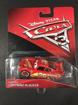 2017 Disney Pixar Cars 3 Rust-EZE Lightning McQueen