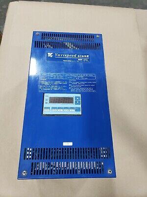Yaskawa Cimr-7.5g2-10 Inverter 100v Series Vfd Drive Varispeed 616g11 100cgtk