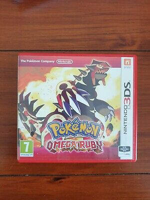 Nintendo 3ds Pokemon Omega Ruby