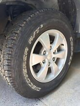 Cooper All terrain tyres. 245/75R16 NEW Gungahlin Gungahlin Area Preview