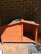 Near new medium dog kennel up for grabs Ryde Ryde Area Preview