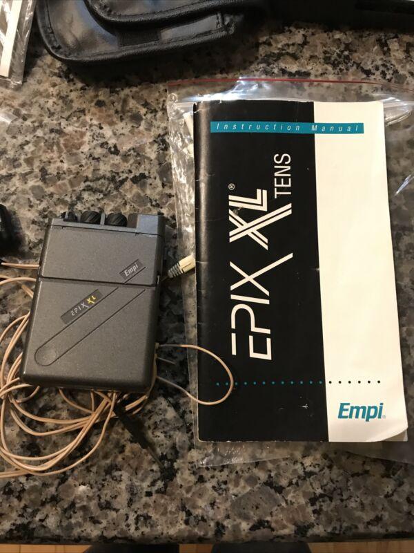Epix XL Tens