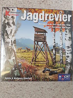 Spiel Jagdrevier Alter 8 - 99 Jahre NEU (8 Jahre Alte Spiele)
