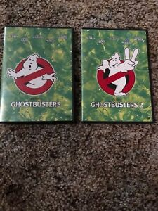 Ghostbusters 1 and 2