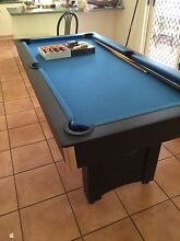 Pool table and accessories for sale Kearneys Spring Toowoomba City Preview