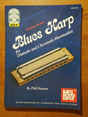 Instruction Books Cds Video Harmonica Book