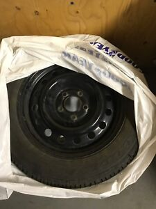 4 Goodyear Winter Tires on Rims (16 inch, $550 OBO)