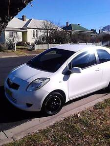 2007 Toyota Yaris Hatchback Armidale Armidale City Preview