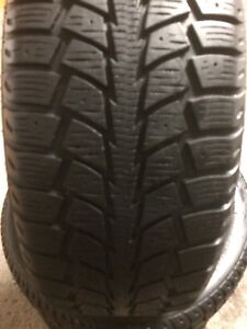 Winter tires 205 55 r16 pneus d'hiver